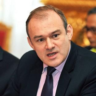 Ed Davey said th