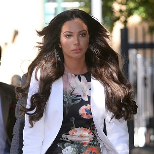 Tulisa fined over festival assault