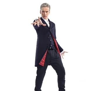 Peter Capaldi is taking on the role of The Doctor (BBC/