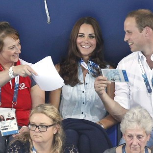 Royals on the ball in Glasgow visit