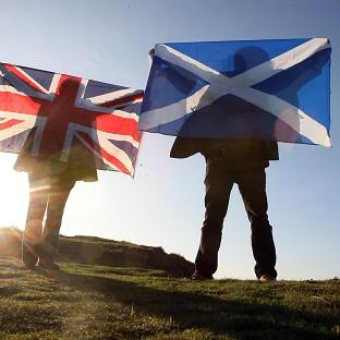 The Scottish Government is spending £550,000 sending a 12 page guide to the opportunities it says independence offers