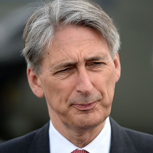 Hammond talks to Israeli ministers