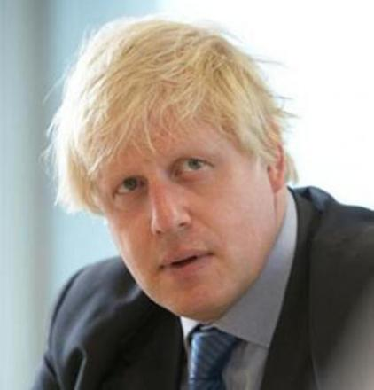 Boris: looking for a way back to Parliament