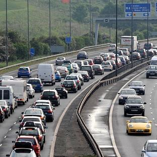 Figures show there were 380 deaths on British roads in the first three months of this year