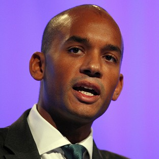 Chuka Umunna said Labour would devolve £30 billion of Whitehall funding to English regions to help stimulate growth