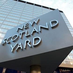 Scotland Yard say the 19-year-old has been charged with a terrorist offence