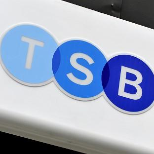 A pensioner tried to hold up a branch of TSB in Norfolk at gun point