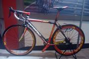 Missing: Corratec triathlon bike, worth £4,000