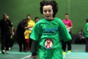 Inspired: Mark in action at the Panathlon West London final