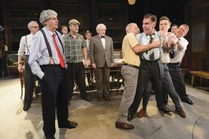 Theatre review: Twelve Angry Men at Theatre Royal Windsor