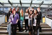 Uxbridge College celebrates No 1 Success in London