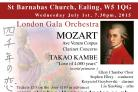 West meets China in unique Ealing concert