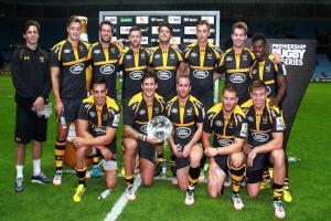 Wasps are targeting glory in the Singha 7s