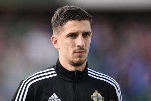 Craig Cathcart was in Northern Ireland's starting line-up for their 2-0 win over Norway. Picture: Action Images