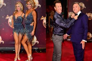 Razzle Dazzle! Stars sizzle at the launch of Strictly Come Dancing