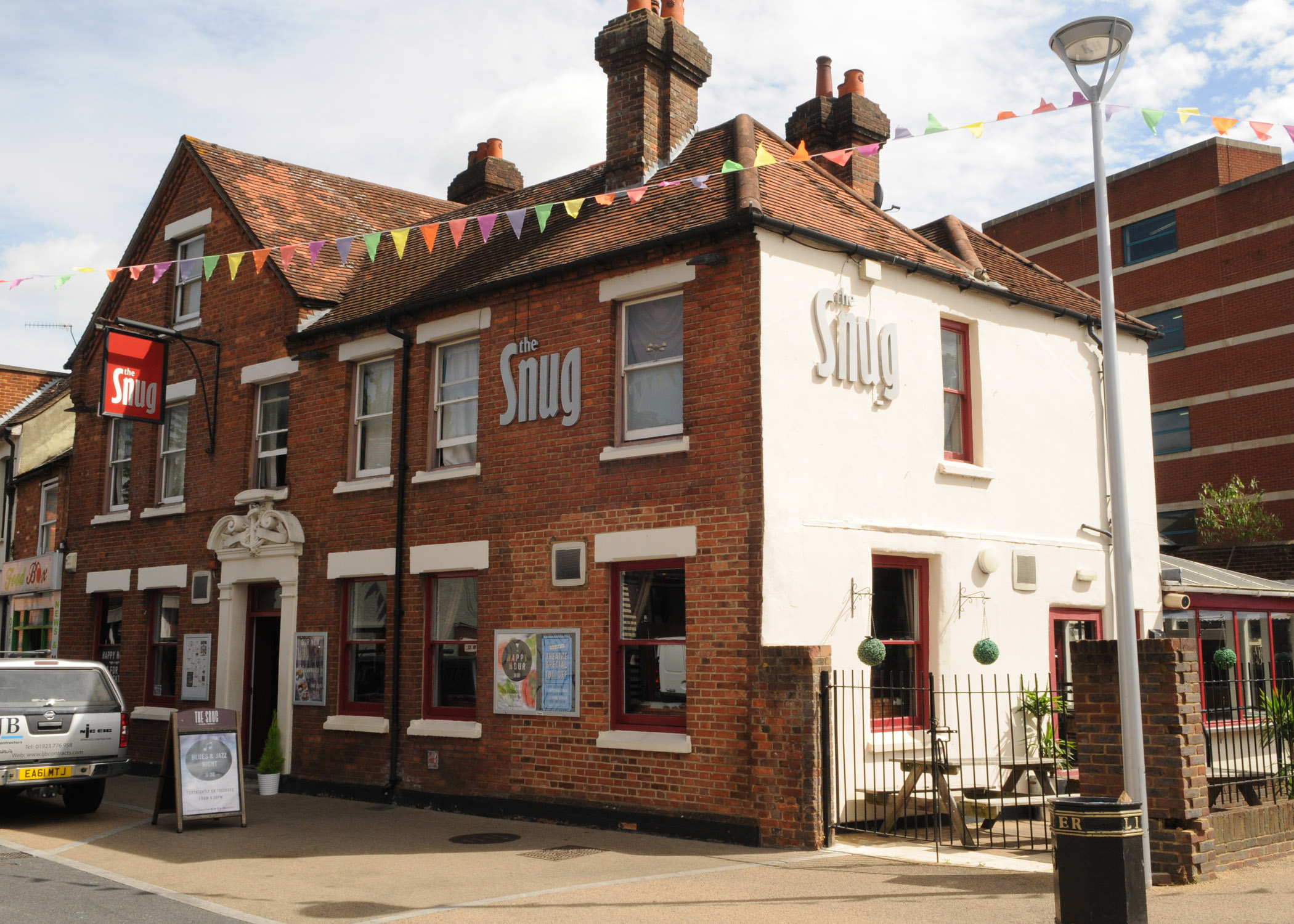 Food review: The Snug, High Wycombe