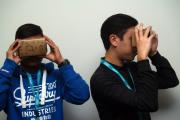 Google Expeditions brought its virtual field trip technology to Uxbridge College