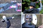 Scroll through to see all eight 'most evil' Halloween costumes for children