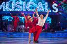 Strictly Come Dancing quarter-final highlights: sequins, singing, dancing and bouncing bottoms