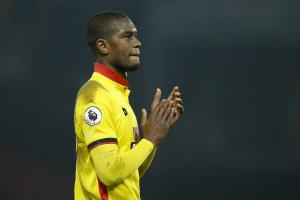 Christian Kabasele has opened up on his start to life at Watford. Picture: Action Images