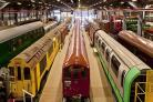London Transport Museum's Depot in Acton in rare public opening in April