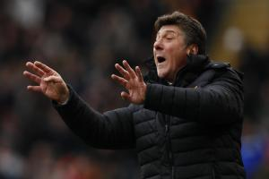 Walter Mazzarri's Watford suffered a 2-0 defeat at the KCOM Stadium. Picture: Action Images