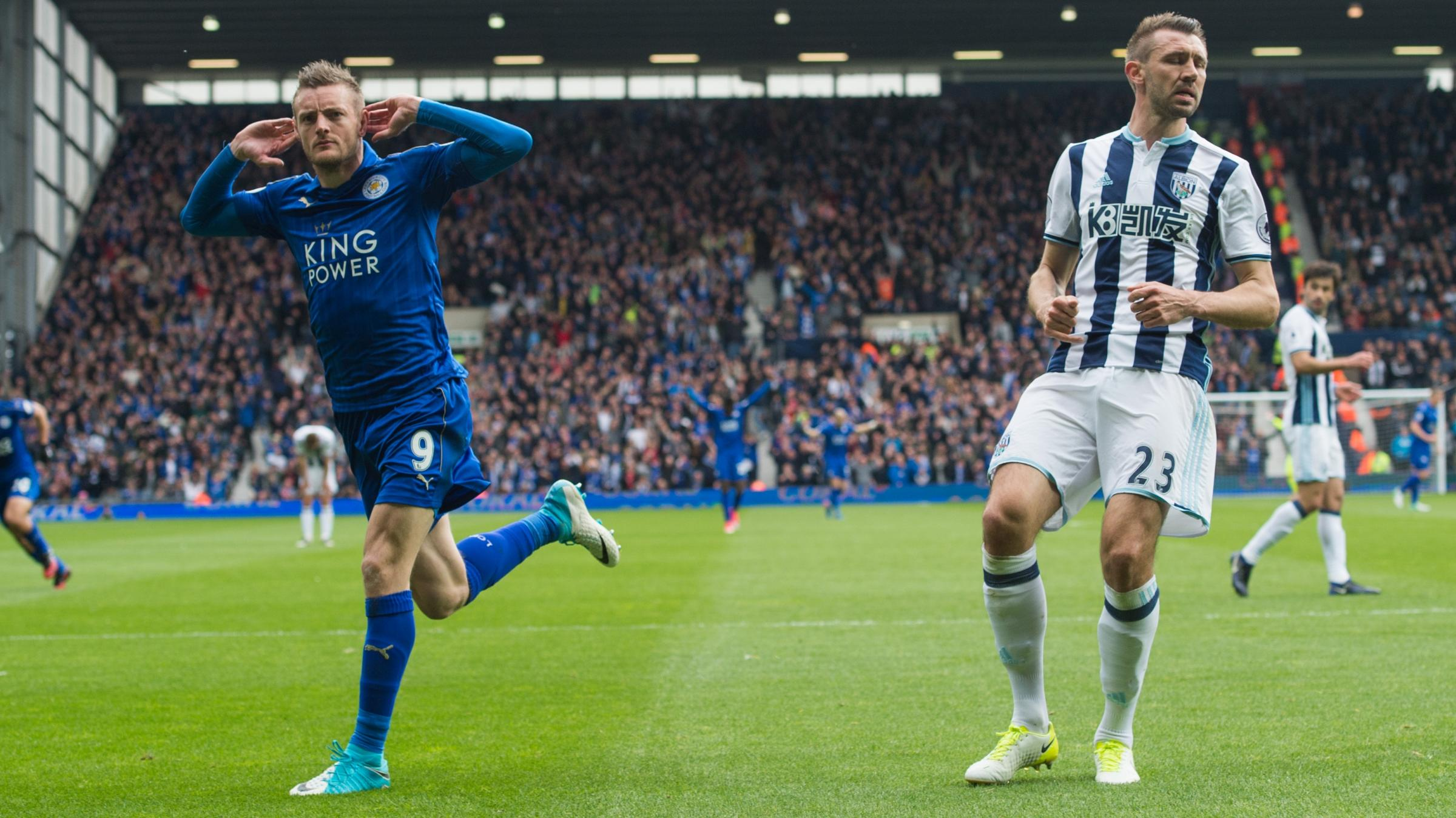Wl wladimir klitschko wikipedia - Jamie Vardy Strikes To Ease Leicester S Relegation Fears Hillingdon Times