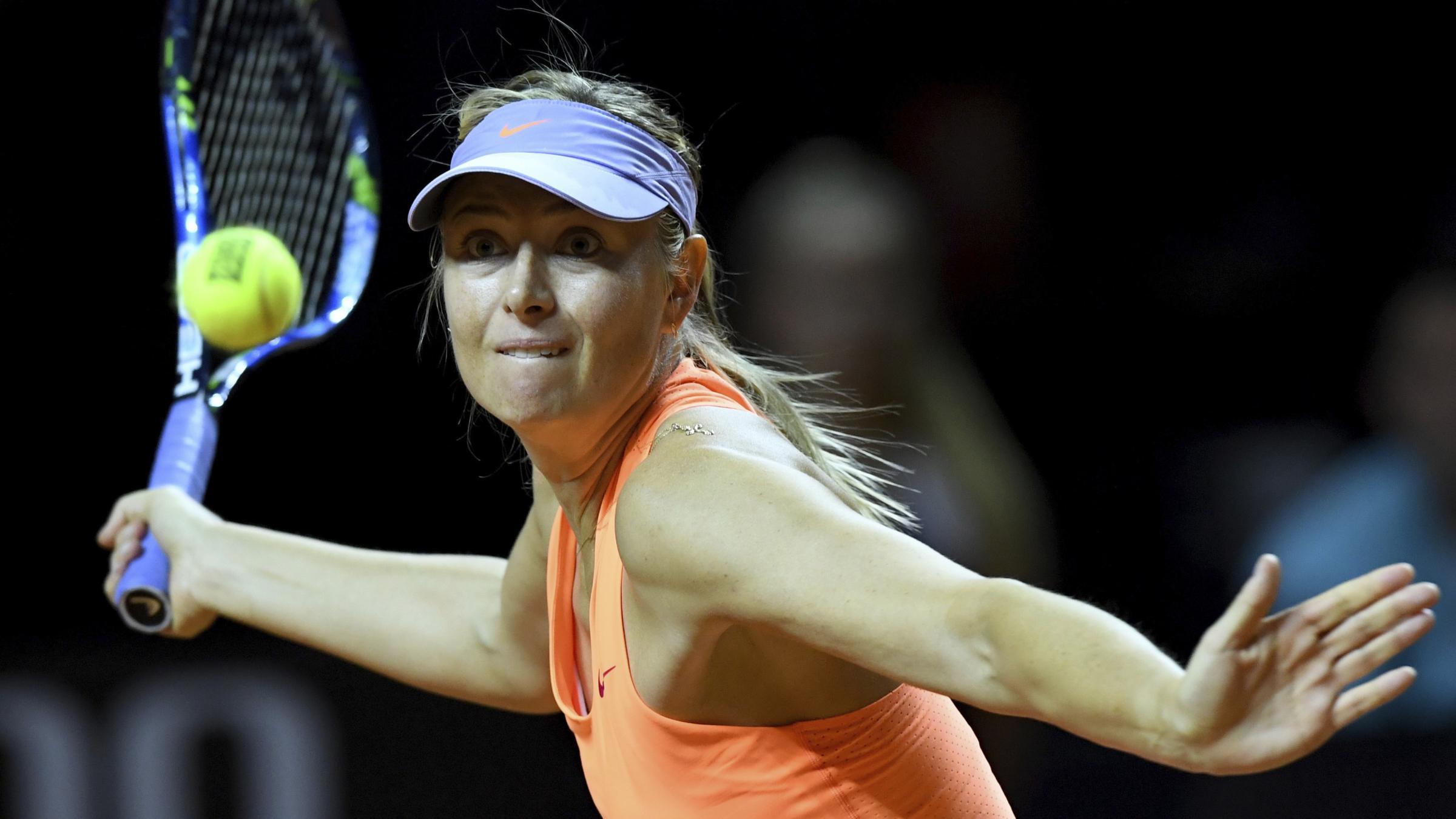 Wl wladimir klitschko wikipedia - Kristina Mladenovic Ends Maria Sharapova S Hopes Of Claiming Stuttgart Title Hillingdon Times