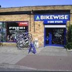 Bikewise Shop Front