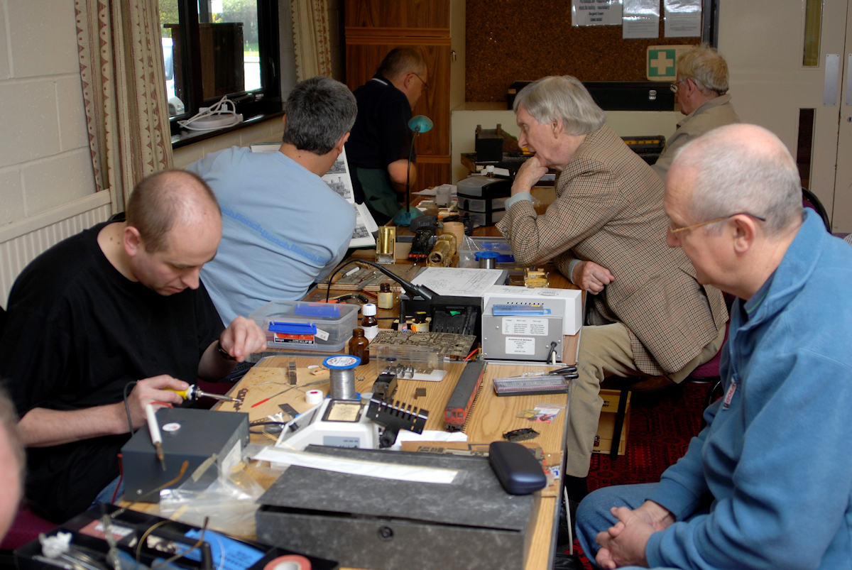 Risborough & District Model Railway Club Annual Open Day