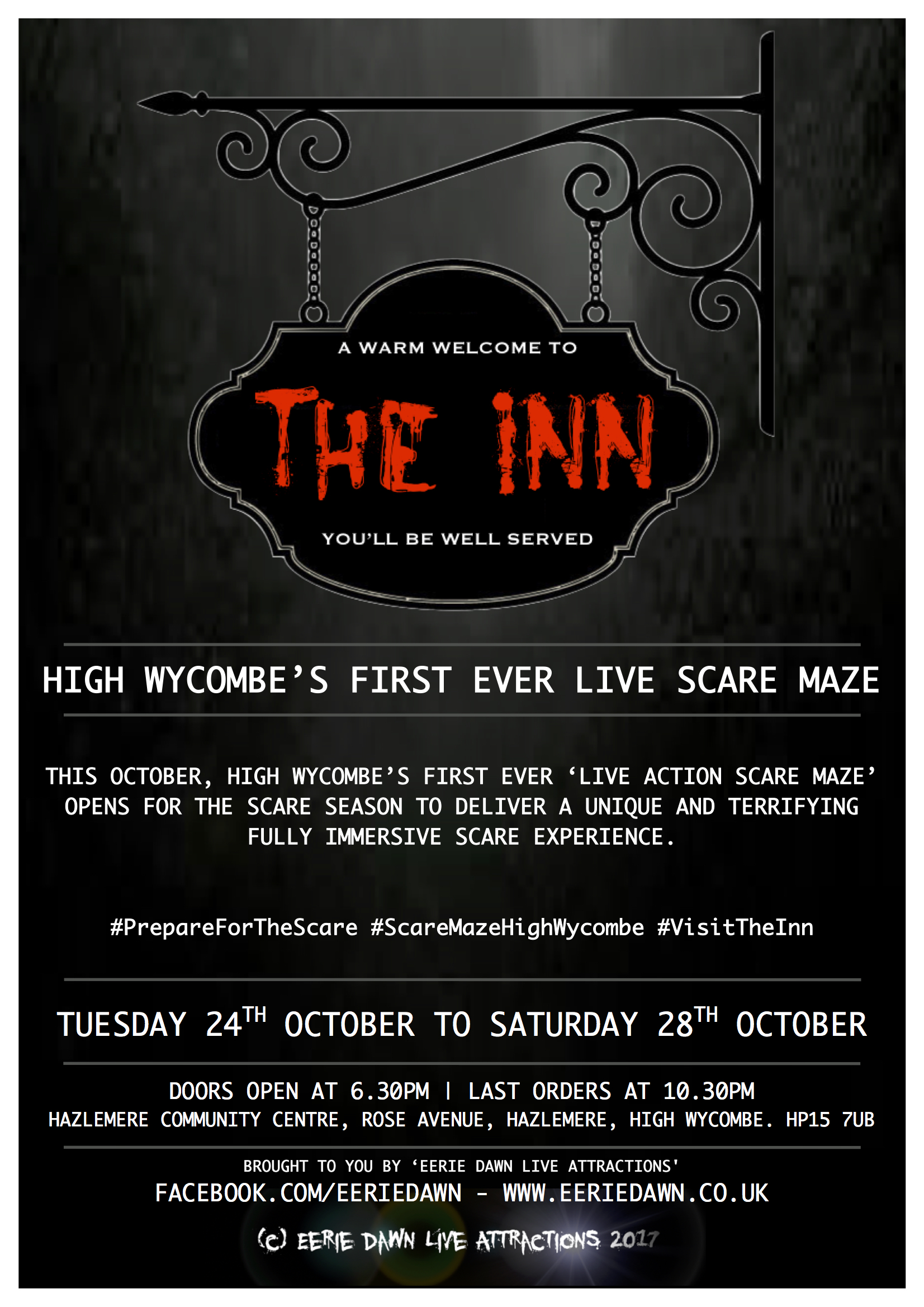 The Inn - Scare Maze