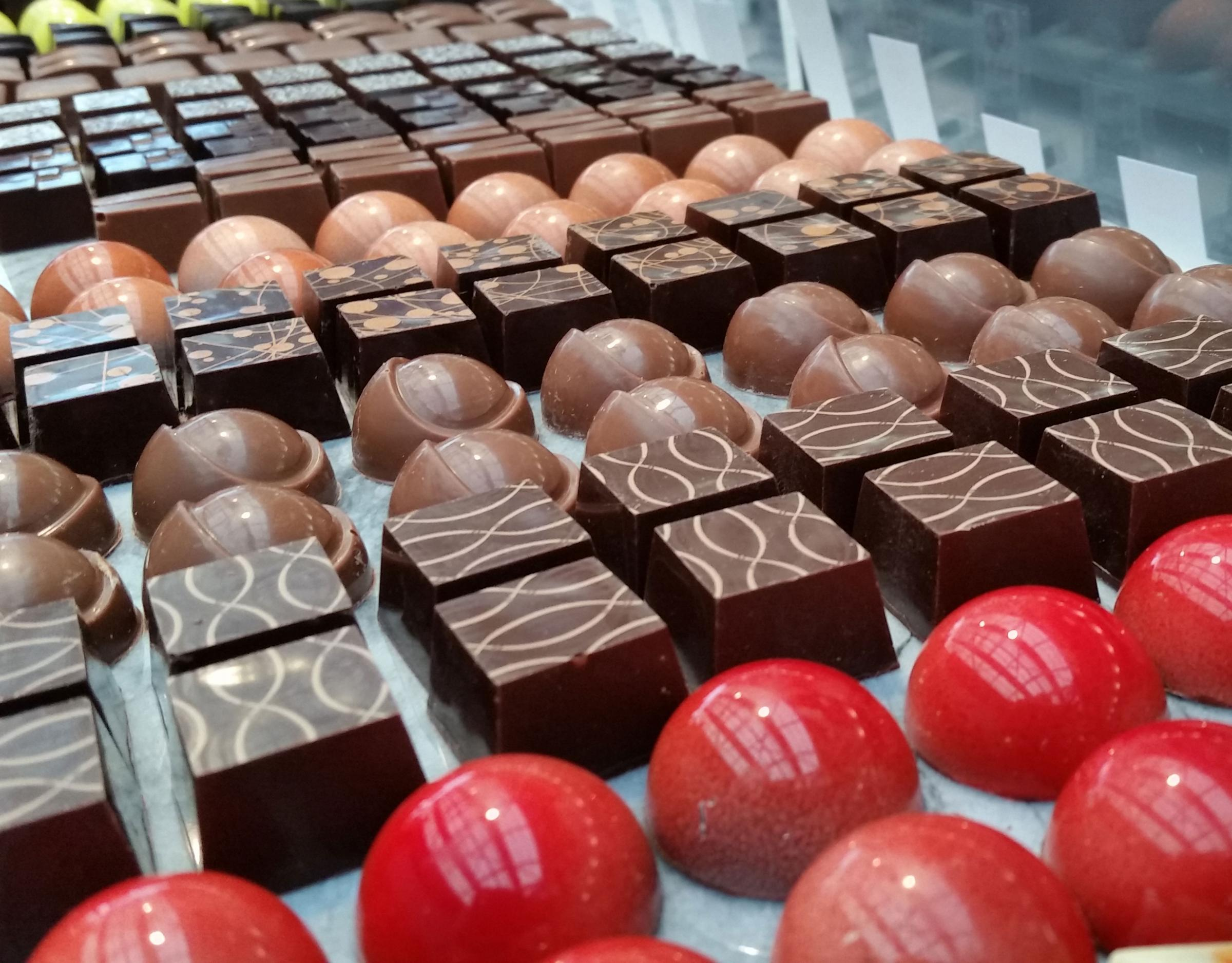 Fifth Dimension Chocolates