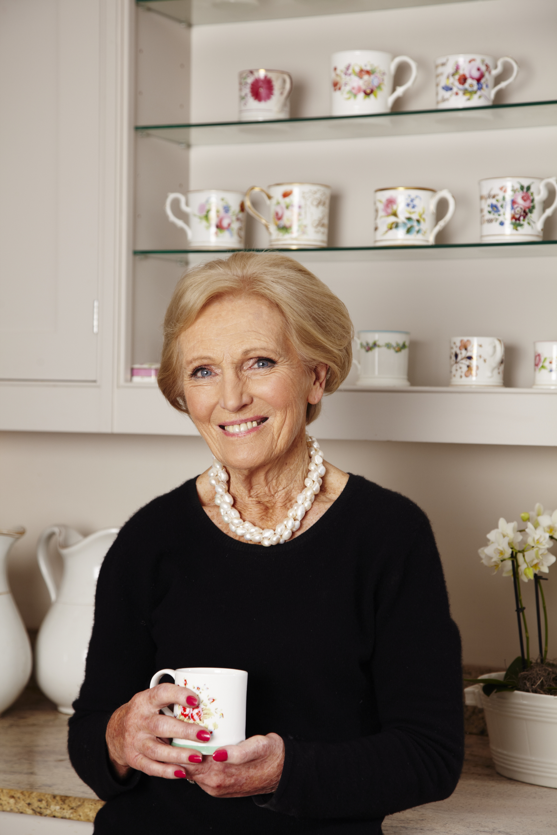 Champagne Aternoon Tea with Mary Berry