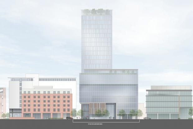 Enormous 23-storey tower block containing no affordable housing could be built in central Watford
