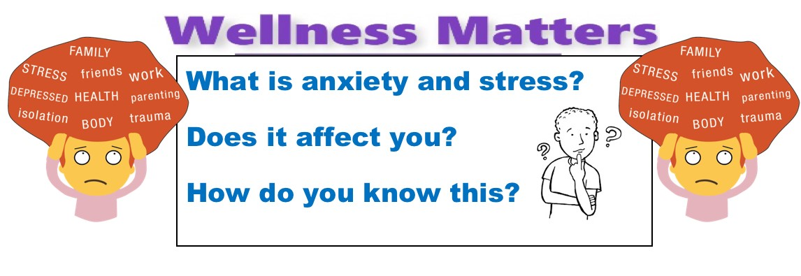 MANAGING ANXIETY: Part 1 What is anxiety and stress?