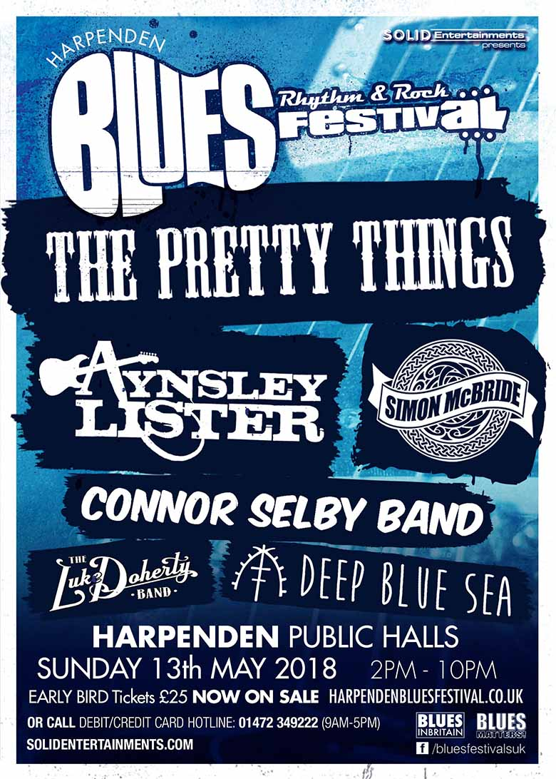 Harpenden Blues, Rhythm & Rock Festival