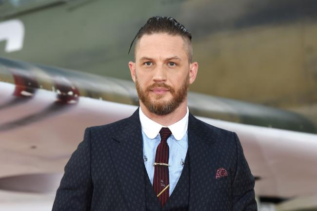 London actor Tom Hardy has signed up for a new Netflix film