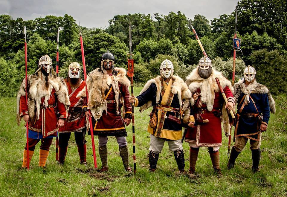 Meet the Saxon Warriors