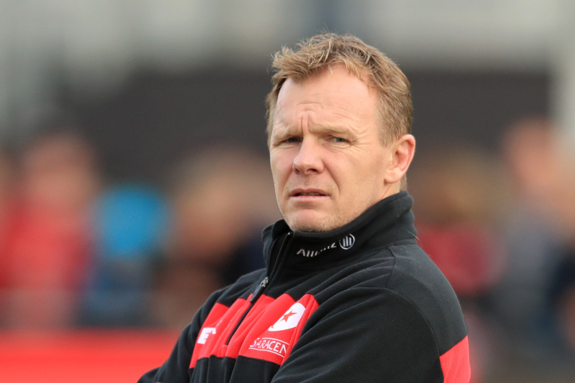 McCall calls out Saracens for Jekyll and Hyde performance against Saints