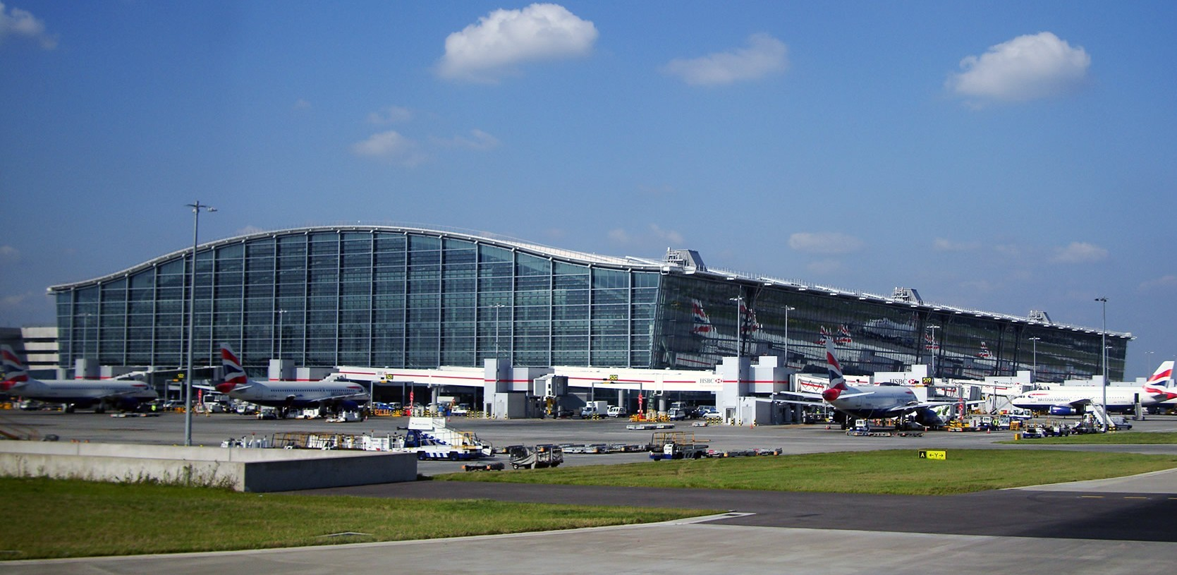 Heathrow Aiport