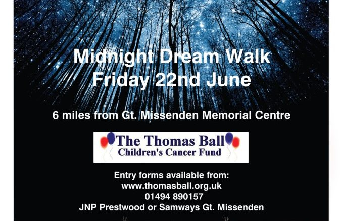 Midnight Dream Walk