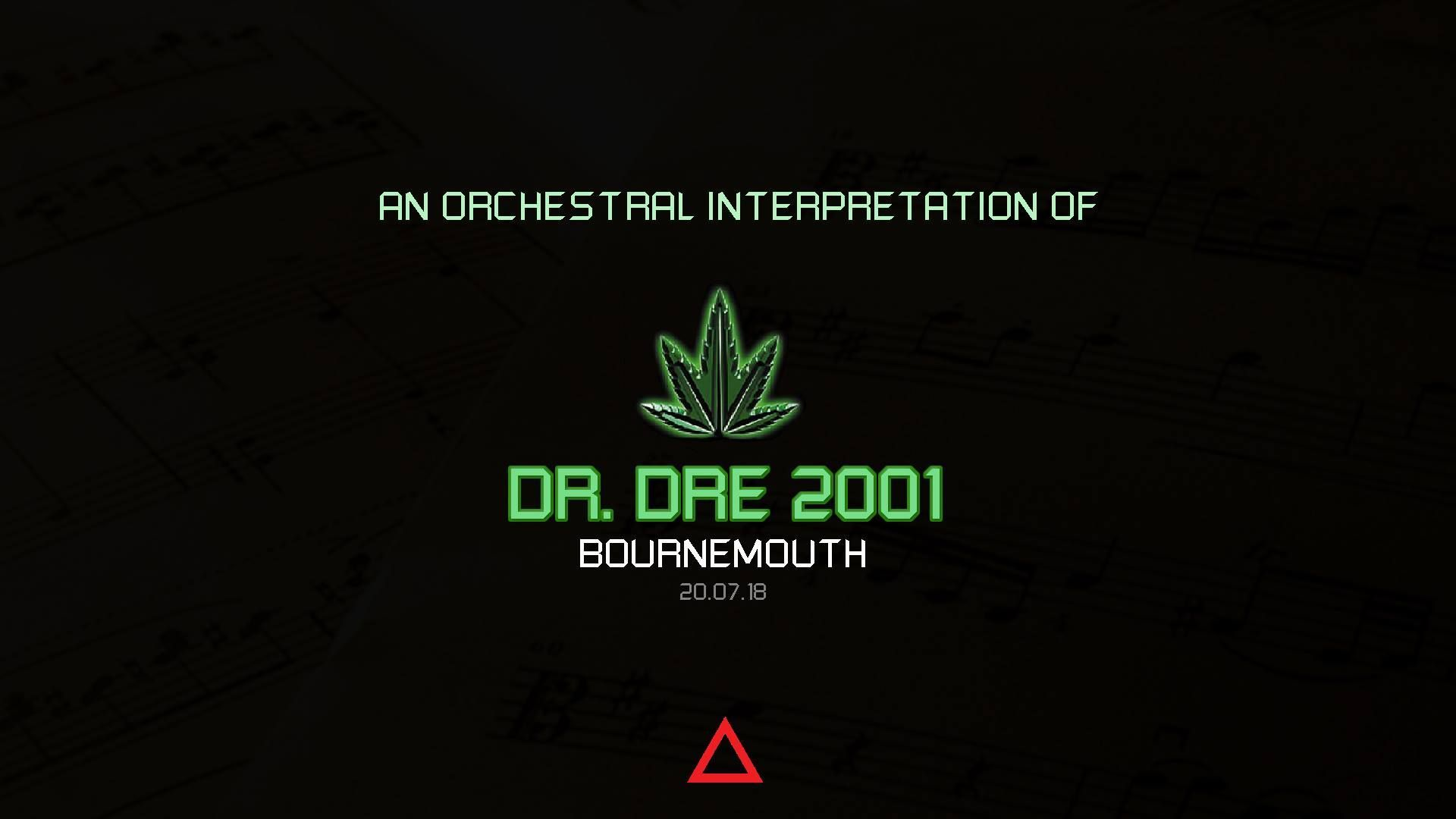 Dr Dre orchestral rendition at Halo
