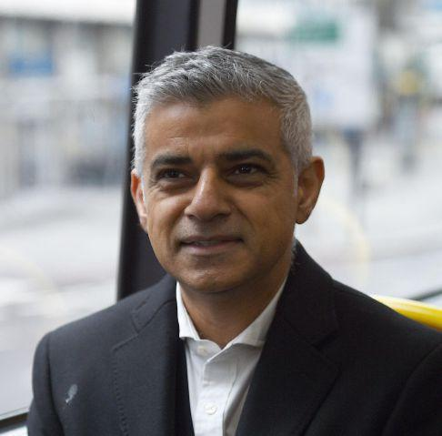 Hillingdon Times: Mayor of London Sadiq Khan