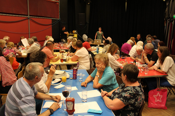 Fish & Chip Quiz Night at Queens Park Arts Centre