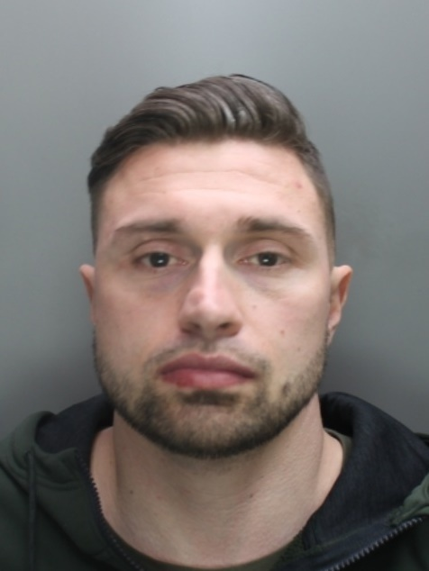 Zoran Kojic has been jailed after subjecting his former partner to months of abuse Picture: Herts Police