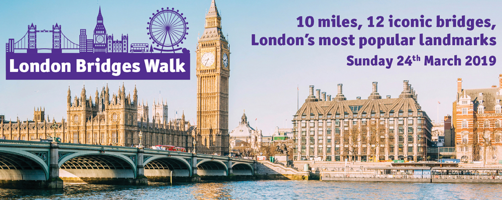 London Bridges Walk 2019