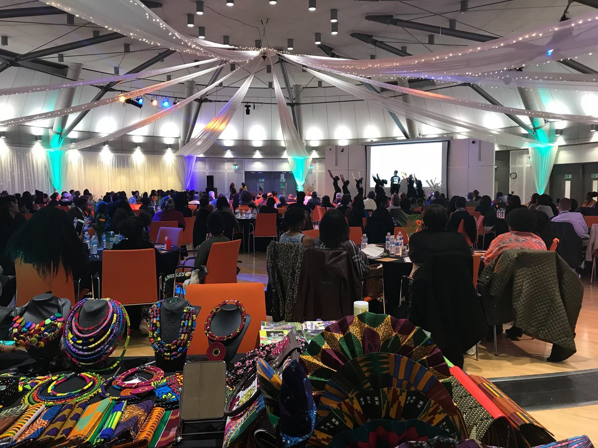 Black History Month celebrations at Brent Civic Centre (Image: Brent Council)