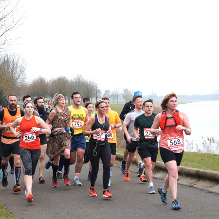 Dorney Lake Marathon Prep Race - Sunday 31 March 2019