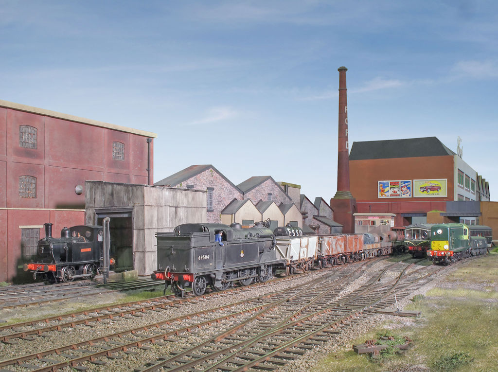 RISEX 2019 Model Railway Exhibition