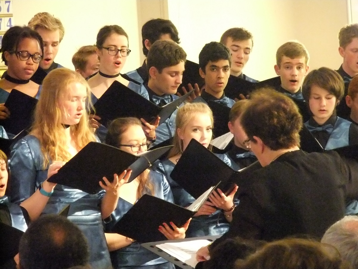 Taplow Youth Choir